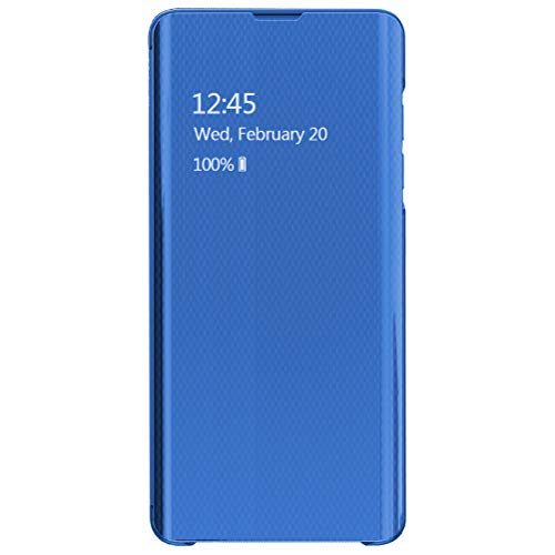 Hovisi Case for Samsung Note 8/9 Case Ultrathin Perspective Hand Case (Note 8, Blue)