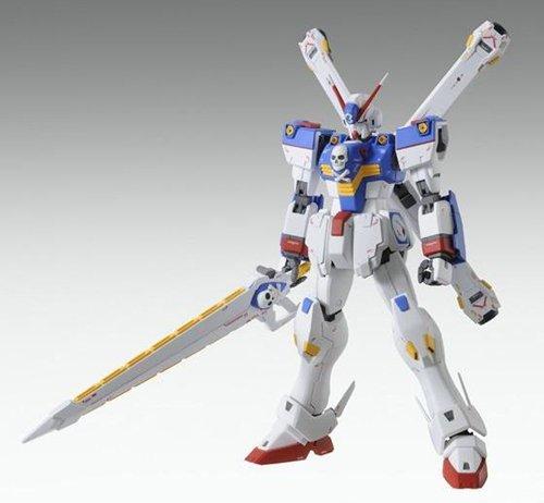 Hobby online shop limited editon MG 1/100 scale XM-X3 Crossbone Gundam X3 Ver.Ka - Crossbone Gundam
