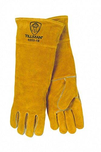 Tillman Premium Split Cowhide Welding Glove, Large by Tillman
