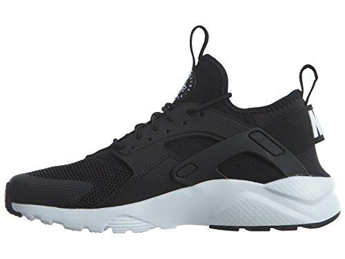 Nike Air Huarache Run Ultra Gs, Zapatillas de Running para Niños Blanco (Black / White)