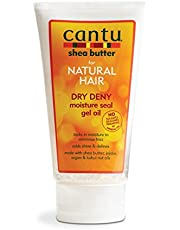Cantu Shea Butter for Natural Hair Dry Deny Moisture Seal Gel Oil