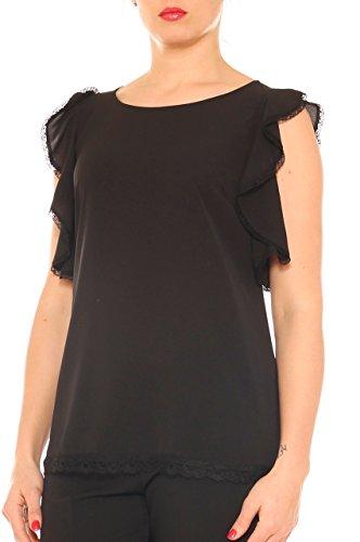 Negro Galanti Mujer Camisas Giulia Para wxFqTfAw