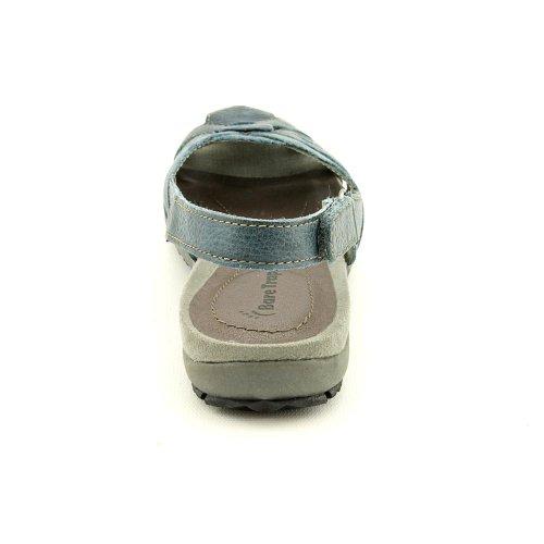 Baretraps Relate Scarpe Sandali Con Tacco In Pelle Da Donna (11 M, Denim Blu)