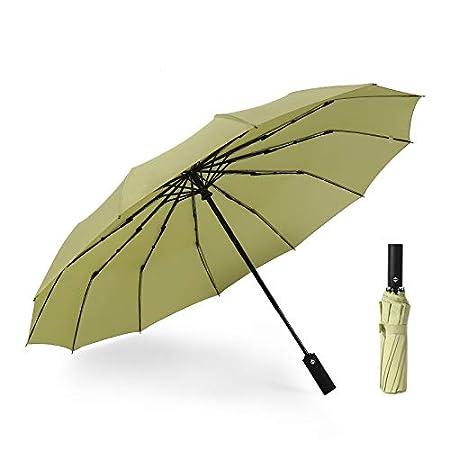 Ombrello Pieghevole Automatico Antivento Pioggia Ombrello Portatile Ombrello IT