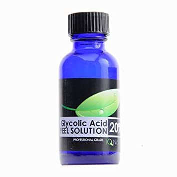 Amazon Com Glycolic Acid Peel 20 Professional Chemical Face Peel