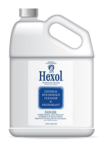 Hexol Concentrated General Household Cleaner and - Cap Holloway