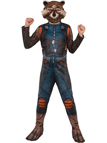 Rubies Kids Guardians of the Galaxy Starlord Halloween Costume