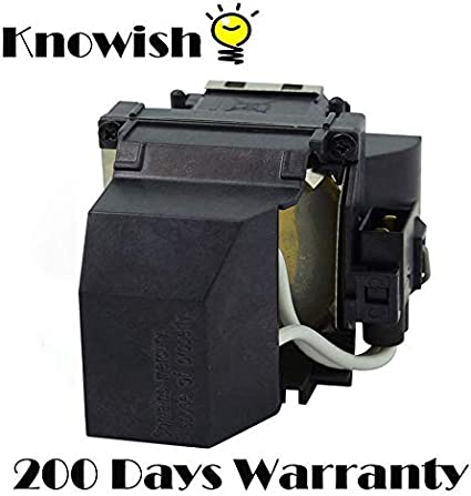 ELPLP36 Replacement Projector Lamp Bulb Fit for EPSON EMP-S4 EPSON EMP-S42 EPSON PowerLite S4 by Knowish