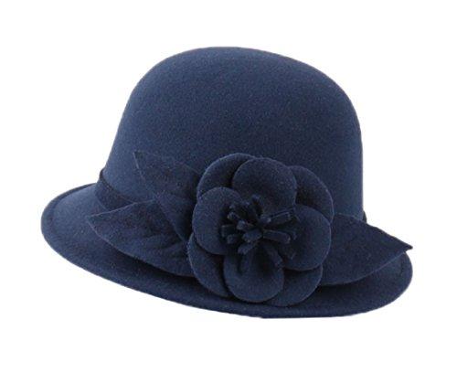 female dress blue cap - 3