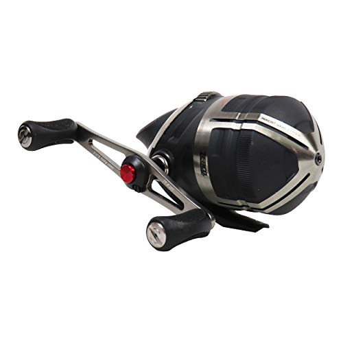 Zebco Bullet Spincast Reel with Reel Cover, Adjusts for Left or Right Hand Retrieve, ZB3NEO BX3