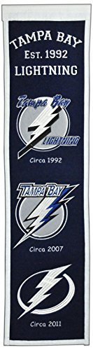 Ncaa Wall Banner - NHL Tampa Bay Lightning Heritage Banner