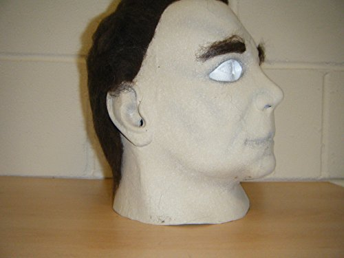 (Wrestling Masks Uk Michael Myers Monster Deluxe Latex Halloween Full Head Fancy Dress Costume)