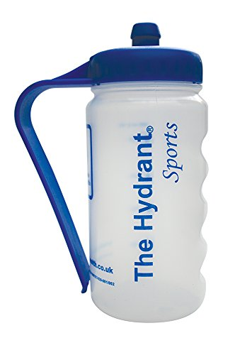 Maddak Hydrant Sports Water Bottle, 500 ml, Plastic (745830000) ()