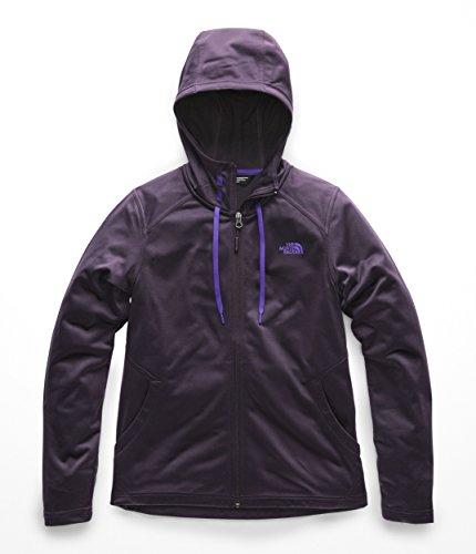 - The North Face Women's Tech Mezzaluna Hoodie - Galaxy Purple - XL