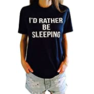 Womens Tshirt Funny Juniors Tees Short Sleeve Graphic Printed Tops