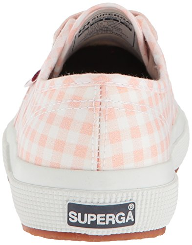 Superga Women's 2750 Gingham Sneaker Pink classic best store to get free shipping visit new cheap manchester great sale clearance good selling 2B6e7