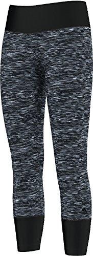 adidas Mädchen Wardrobe Style Tights, Schwarz, 128, AB4027