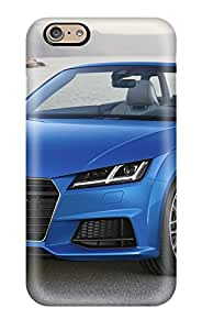 Hot 4842081K11640542 Tpu Phone Case With Fashionable Look For Iphone 6 - Audi Tt