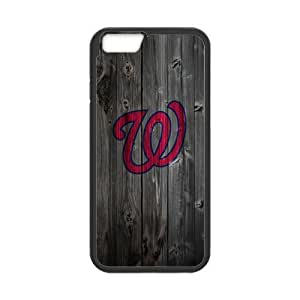 Fashionable MLB Realtree Wood Diy For Iphone 6Plus Case Cover PC and Durable Plastic