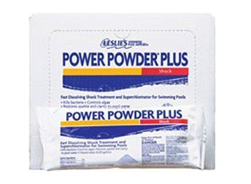 Leslie's Power Powder Plus Flagship Pool Shock and Super-Chlorinator.3pack 3lb