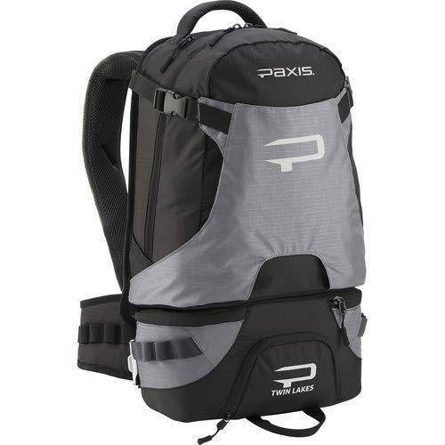 Twin Lakes | Quarry Backpack (Black/Gray) [並行輸入品]   B07SPY9456