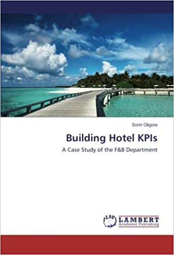 Book Building Hotel KPIs: A Case Study of the FandB Department
