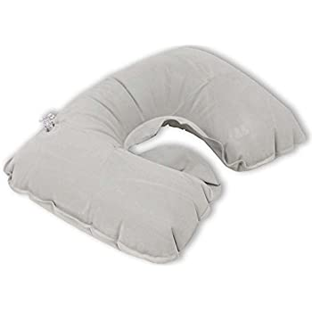 TRAVEL PRO: 17 X 11 Inch Inflatable Neck Pillow