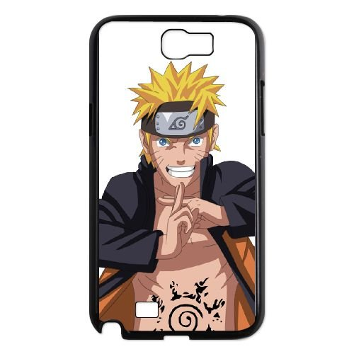 Samsung Galaxy N2 7100 Cell Phone Case Black naruto Road To ...