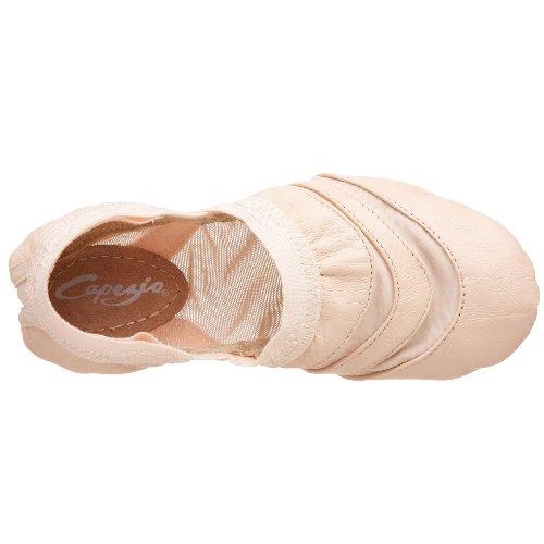 Capezio Dames Ff01 Freeform Balletschoen Lichtroze