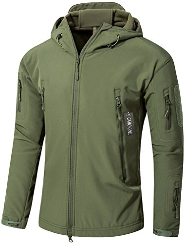 Mens Outdoor Outerwear - 2