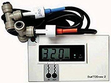 HydroLogic HLTDS DM-2 Industrial Dual TDS Monitor