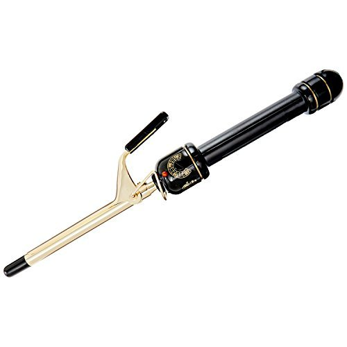 Hot Shot Tools Gold Series Spring Curling Iron 1/2 Inch 1/2 Inch Spring Curling Iron