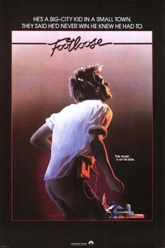 Footloose Movie Poster 24x36