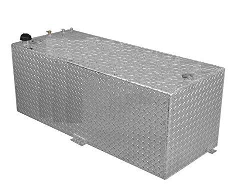 Rds 71791 Rectangular Transfer Liquid Tank - 91 Gallon Capacity
