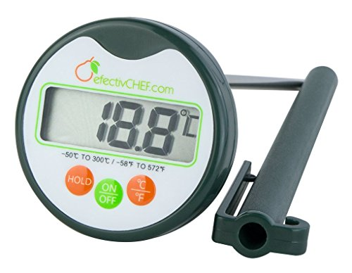Best Digital Cooking Thermometer for Roasting & Grilling - Perfect Roast Thermometer - Meat Thermometer Instant Read