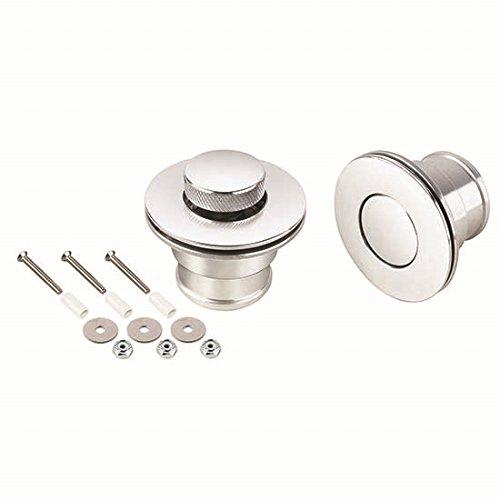 Billet Aluminum Fuel Filler Neck w/Pop-Up Gas Cap ()