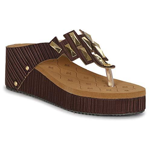 MINARK M38 Light Weight Fancy Comfortable Sandal for Womens and Girls