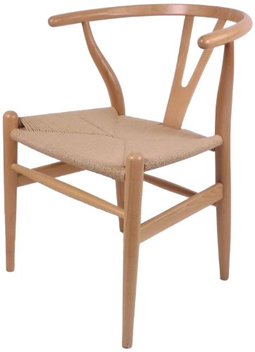 Control Brand DC541NATURAL The Wishbone Chair