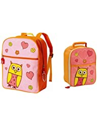 Ore Sugarbooger Zippee Backpack and Lunch Box Set