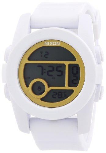 Nixon Men's Quartz Watch The Unit 40 A4901035-00 with Metal Strap