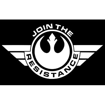 Amazon Com Ur Impressions Rogue One Squadron Decal Vinyl Sticker