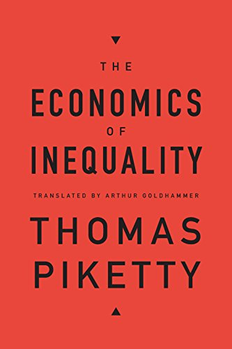 Amazon the economics of inequality ebook thomas piketty the economics of inequality by piketty thomas fandeluxe Image collections
