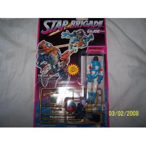 GI Joe Star Brigade: (Gi Joe Carded)