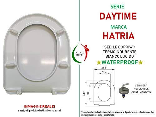 Copriwater DAYTIME HATRIA termoindurente compatibile