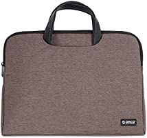 ORICO Polyester Fabric Multifunctional Sleeve Briefcase Handbag Case Cover for 15.6 Inch Laptop, Notebook, Tablet...