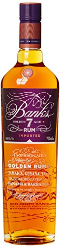 Banks Rum Imported 7 Golden Age (1 x 0.7 l)