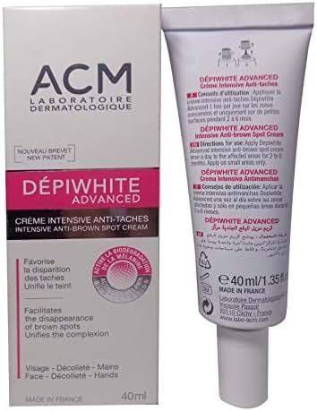 ACM Depiwhite Advanced Cream Intensive Anti-Taches & Anti-Brown Spot All Skin Type 1.41 oz / 40 ml