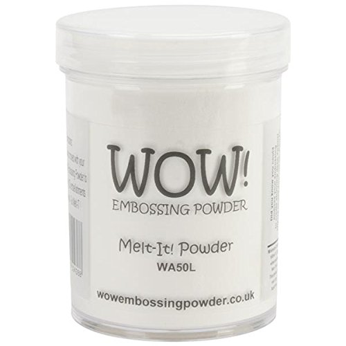WOW melt-it. Barattolo di polvere (grande) Wow Embossing Powder WA50L