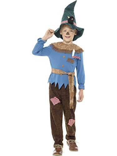 Smiffy's 48207m Patchwork Scarecrow Costume (medium)]()