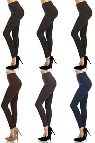 mopas-6-pack-seamless-fleece-lined-leggings-stretchy-multi-colors